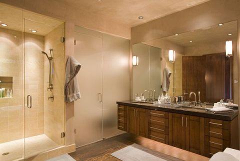 The best bathroom lighting ideas interior design for Best bathroom ideas 2013