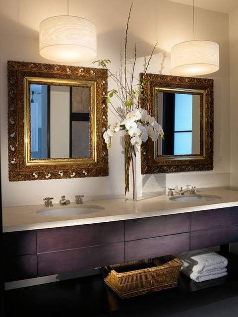 Bathroom Vanity Lighting Design Ideas : The Best Bathroom Lighting Ideas - Interior design