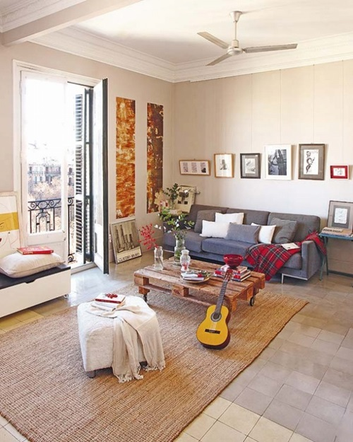 Unique Small Apartment Decor