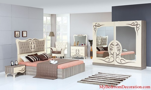 types of mirrored furniture for your bedroom interior design