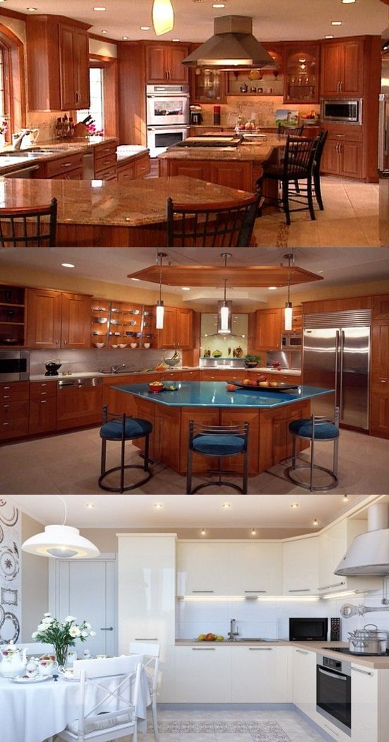 Awesome Kitchen Styles Interior Design