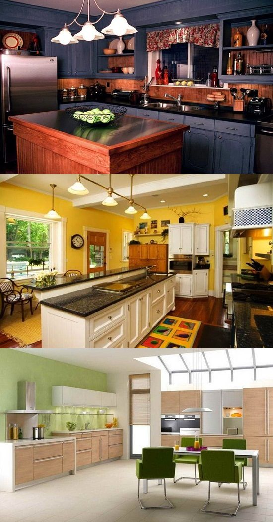 amazing tips on picking paint colors for a kitchen. Black Bedroom Furniture Sets. Home Design Ideas