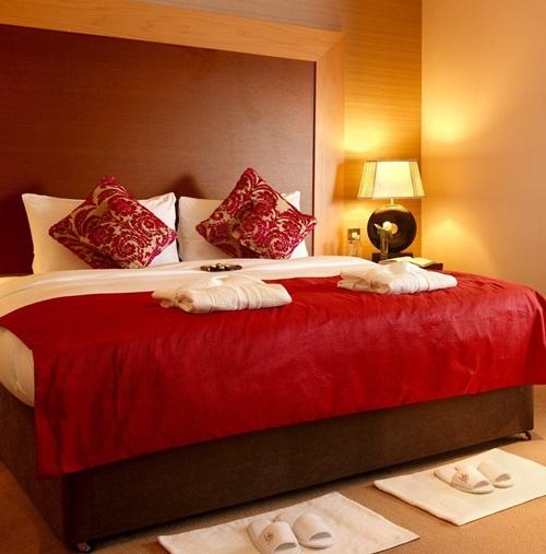 Creative Bright Colored Bedrooms