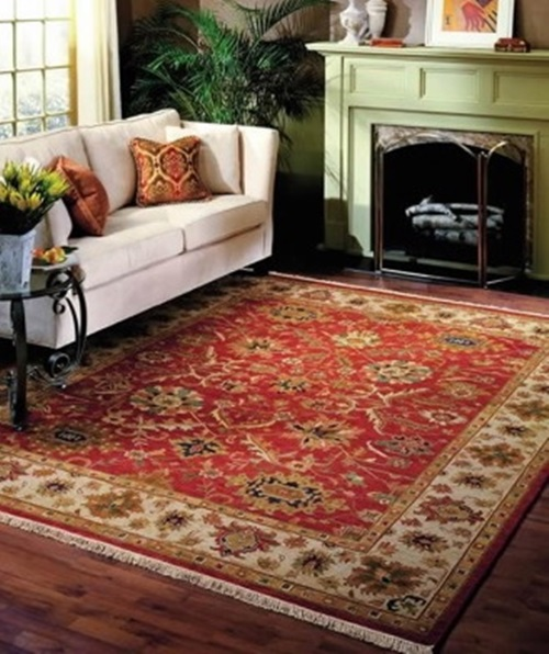 A Warm Rug Some Fall Primping Home Decor: Decorative Area Rugs