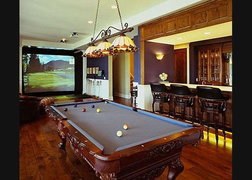 your own billiard room billiard table interior design