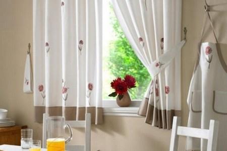 contemporary kitchen curtain designs 1