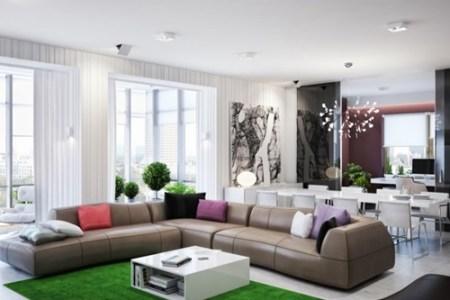 livingdining room combo stylish decorating ideas 1
