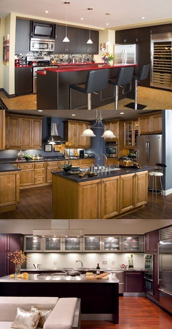 Affordable ideas to renew your kitchen interior design for Renew it kitchen cabinets