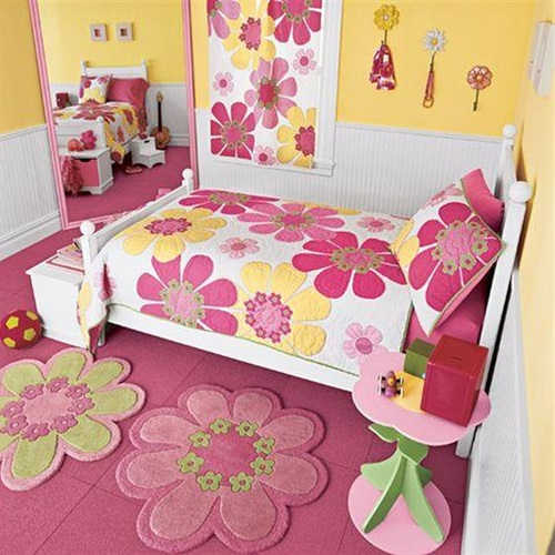 Creative beautiful and cheap ideas to decor your kid s for Cheap kids bedroom ideas