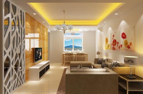 elegant minimalist modern living room decorating ideas interior