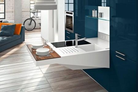 futuristic space saving kitchen ideas 61