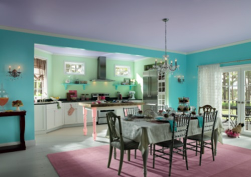 5 types of paint and what they will do to your walls. Black Bedroom Furniture Sets. Home Design Ideas