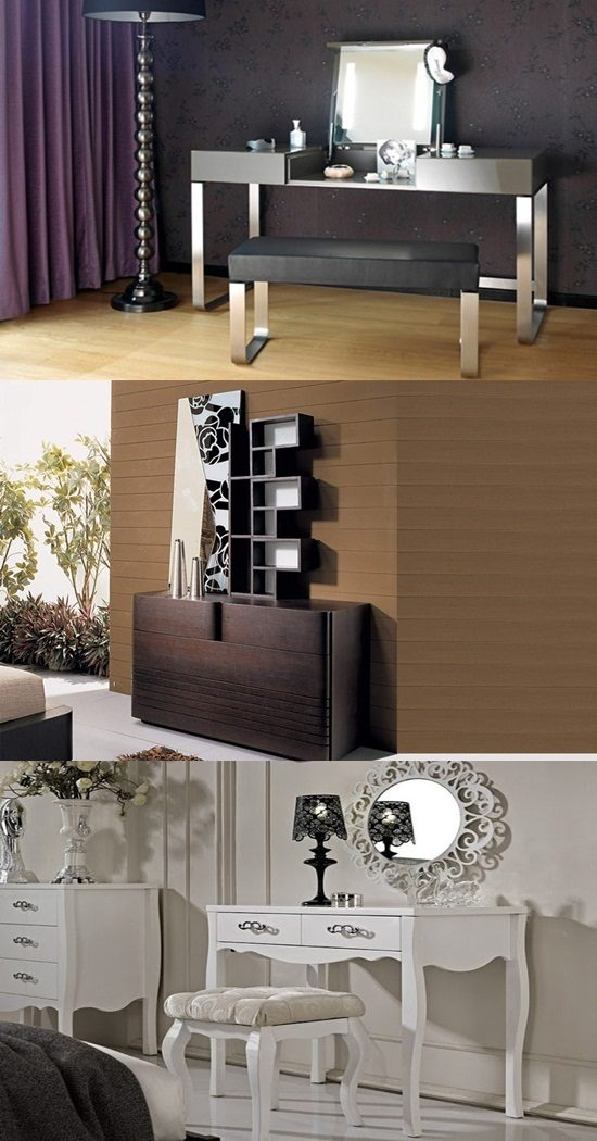 Luxurious dressing table designs for your traditional for Interior design bedroom dressing table