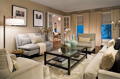 The 4 basics of choosing your living rooms blinds and for Room design basics