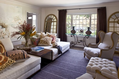 decorate an expensive looking living room on budget interior design