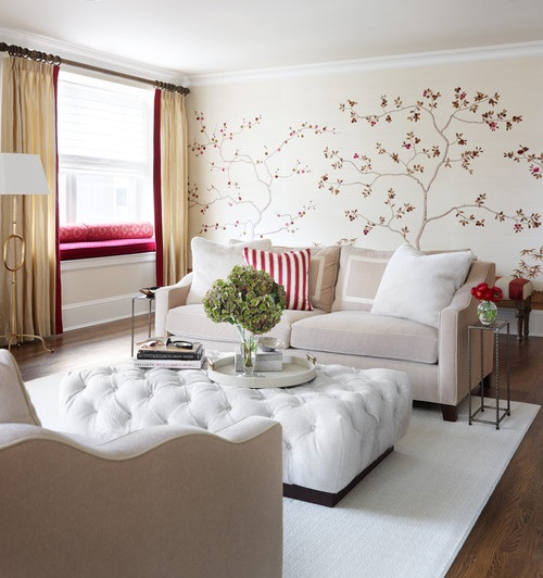 ways to decorate your living room without painting interior design