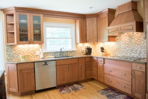 Genius Small Kitchen and Bathroom Solutions Inspired from Grand Decor Projects