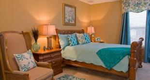 Magical Feminine Bedroom Ideas Inspired from Cheryl Hucks Interior Designs