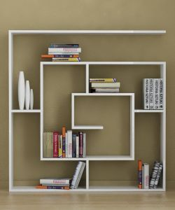 Special Neutral Wood Wall Decorative Square Book Storage Bookshelves That Will Blow Your Interior Design On Wall Tv Shelf Stick On Wall Shelf