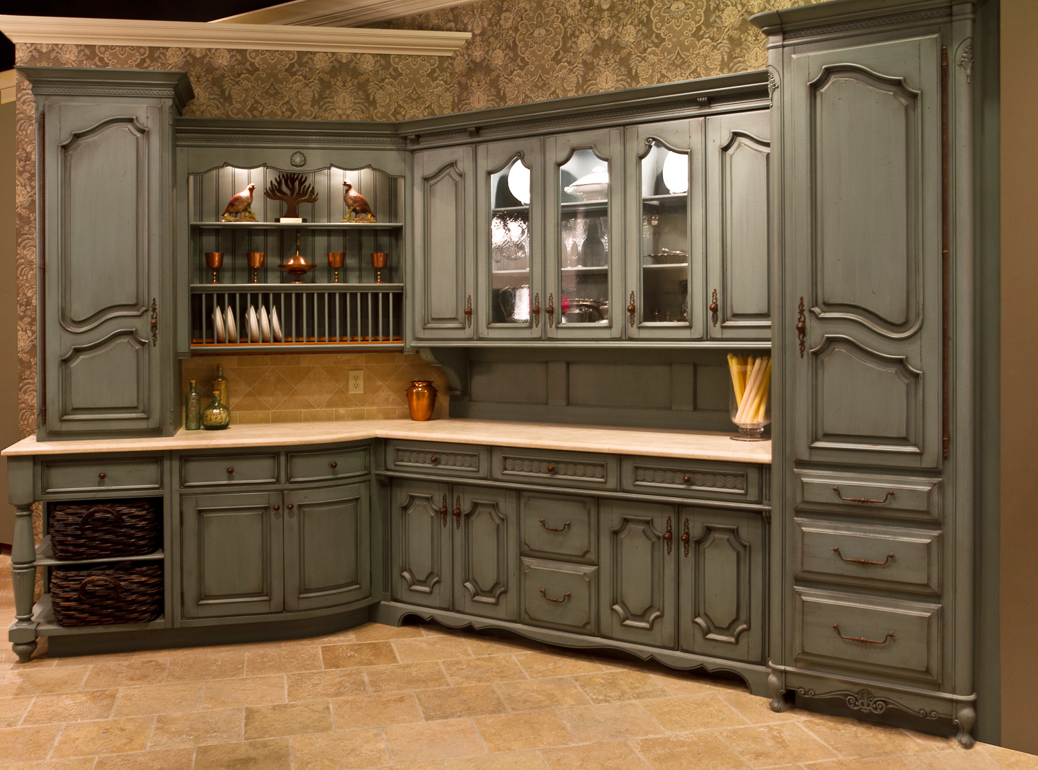 french country kitchen flooring ideas country kitchen ideas french country kitchen flooring ideas photo 11