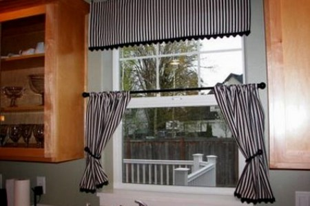 country kitchen curtain designs 3
