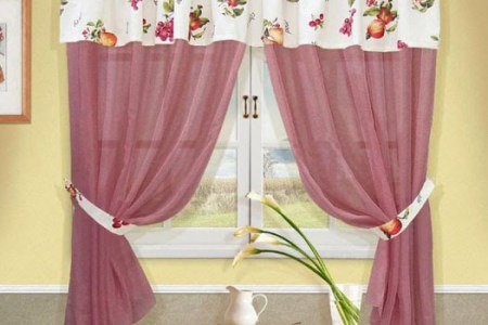 country kitchen curtain designs 6