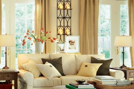 how to create warm living room design 4