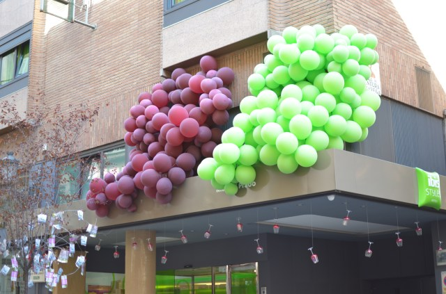 Globos - uvas