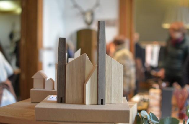 Esculturas de madera