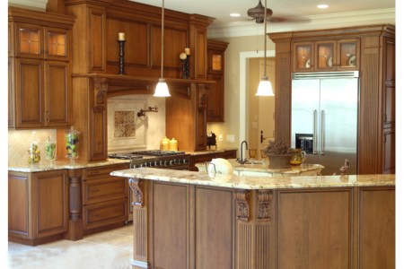 custom kitchen design trends