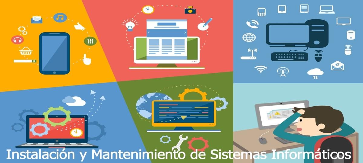 Departamento Instalación y Mantenimiento de Sistemas Informáticos