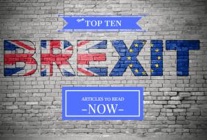 Top Brexit articles, Best Brexit articles