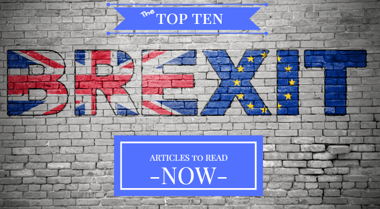 Top Brexit articles, Best Brexit articles
