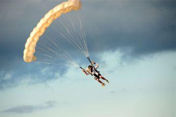 sky-diver