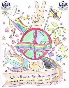 International Peace Quilt Update