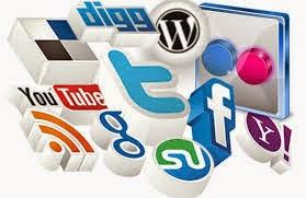 El papel de las redes sociales en mi negocio. Infografía