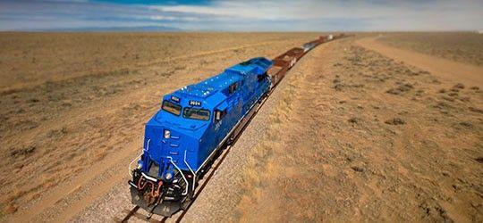 GE Evolution Series Tier 4 Locomotive