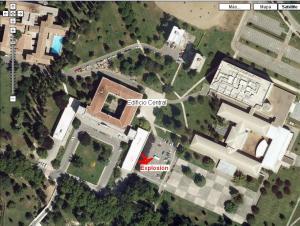Universidad de Navarra Google Maps