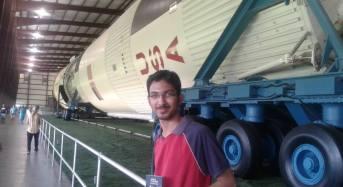 Internship Experience | Anurag Roy | Bhabha Atomic Research Centre, Mumbai | Research internship