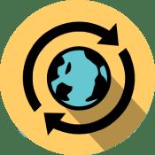 Localization Services Icon.