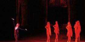 """Ballet Bolshoi """"A Lenda do Amor"""""""