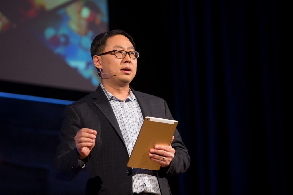 David Kim: Why We Can't Love Our Work