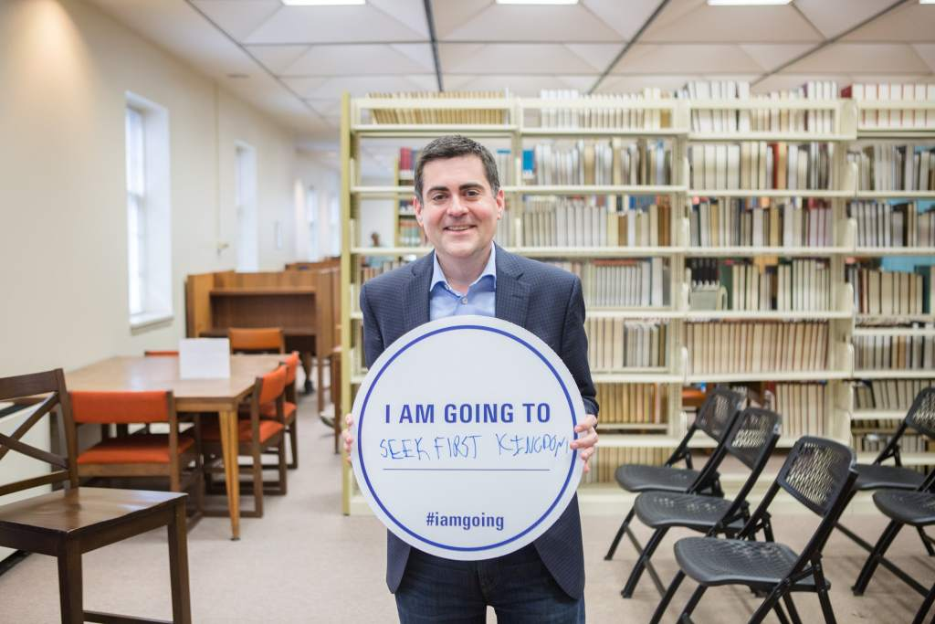 Russell Moore: Why We Need a Persuasive, not Coercive, Voice