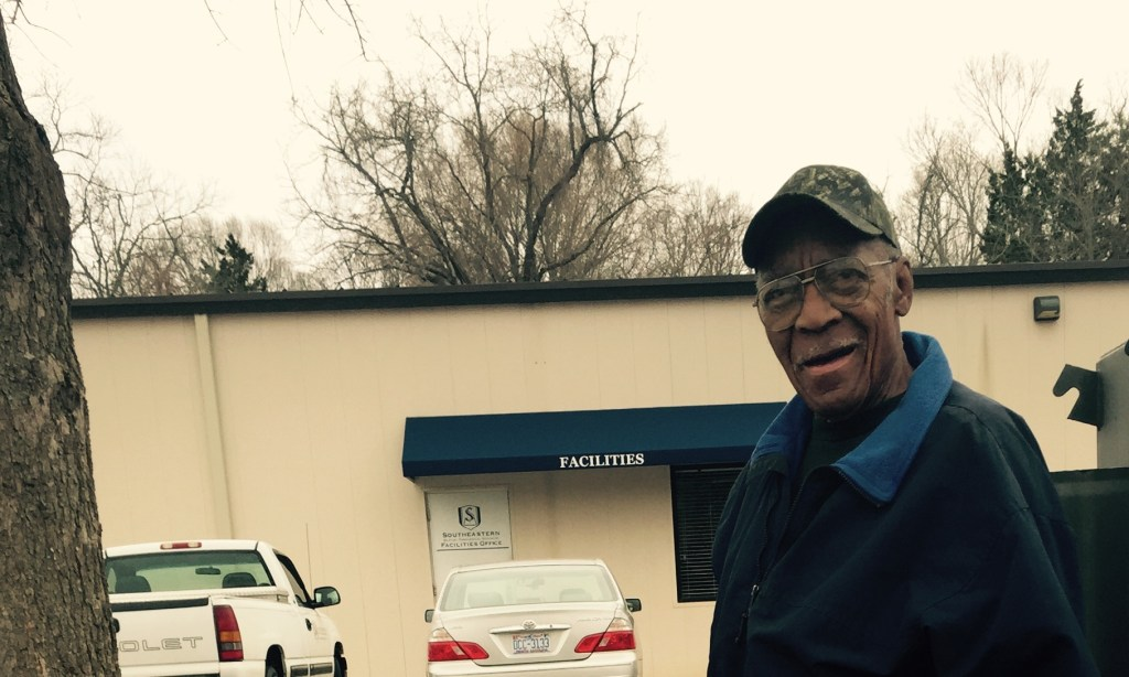 """""""The Most Humble & Faithful Worker We Know"""": Meet Mr. Eugene Smith"""