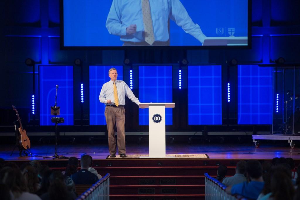 A Privatized Faith Leads to a Secularized Culture: Greg Forster on Faith and Work