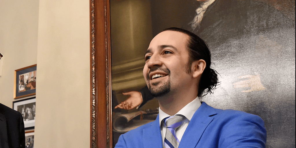 What if You Fail? Lin-Manuel Miranda, 'Hamilton' and the Value of Work