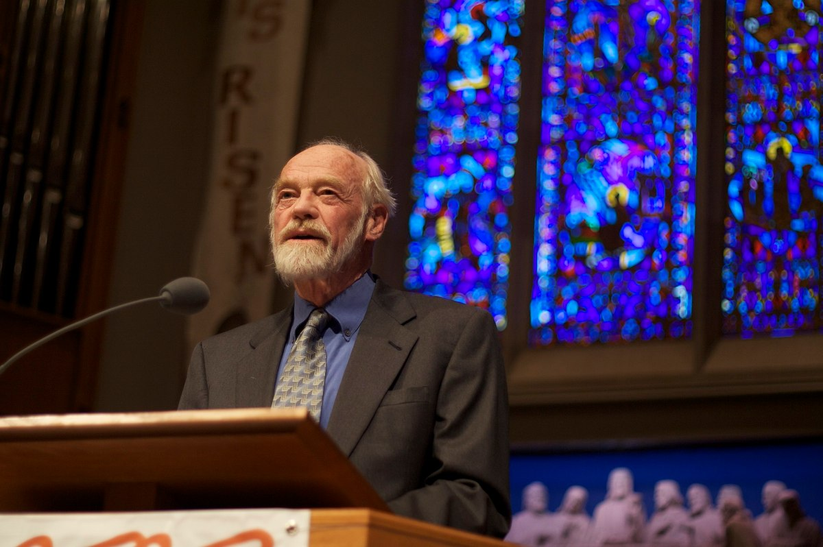 Eugene Peterson and Same-Sex Marriage: Why the Reformation Must Continue