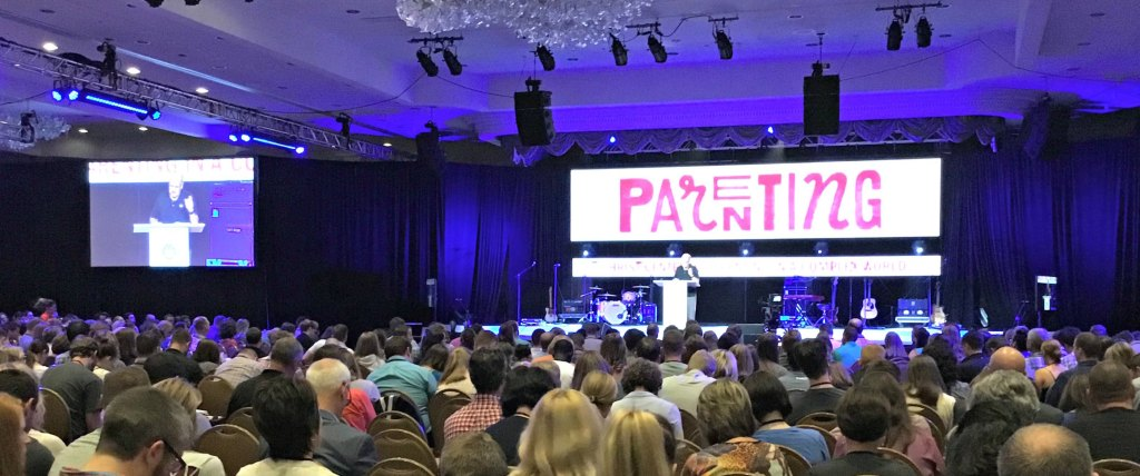 Cross-Shaped Parenting: 4 Takeaways from the 2017 ERLC National Conference