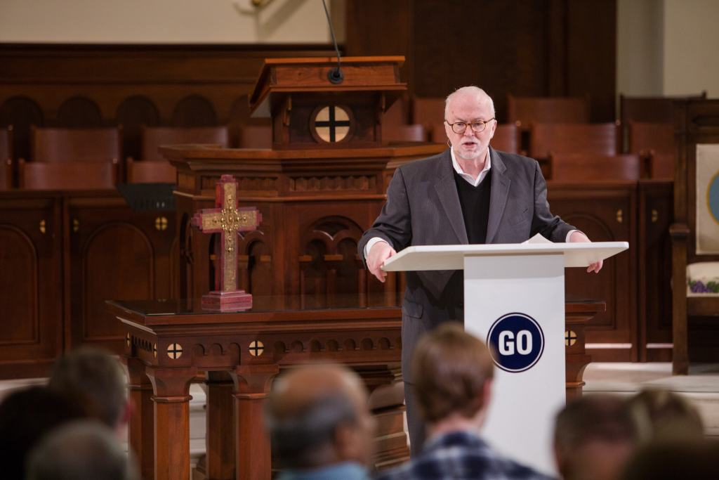 Timothy George: What Did the Reformers Think They Were Doing?