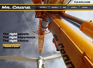 Mr Crane.com